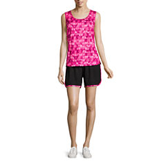 Made For Life Knit Promo Tank Top or Knit Workout Shorts