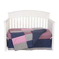 Trend Lab® Perfectly Pretty 3-pc. Crib Bedding Set