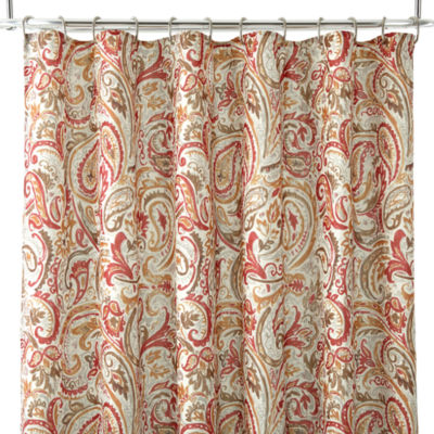 Beautiful JCPenney Home™ Laurel Shower Curtain