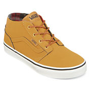 Vans® Chapman Mid-Top Boys Skate Shoes - Big Kids