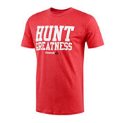 Reebok® Short-Sleeve J.J. Watt Hunt Greatness Tee