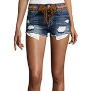 Vanilla Star® Belted Festival Shorts
