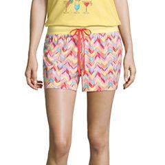 Sleep Chic Pajama Shorts