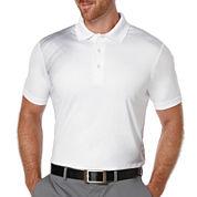 PGA TOUR® Short-Sleeve Argyle Polo Shirt