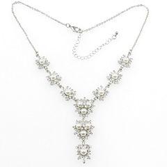 Vieste Rosa Womens Y Necklace