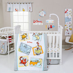 Trend Lab Dr. Seuss 5-pc. Crib Bedding Set