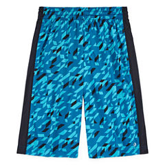 Xersion Boys Printed Vital Short - Preschool 4-7