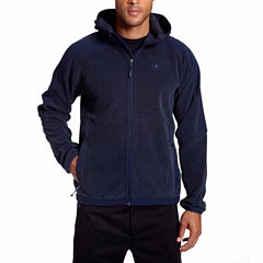 Champion Mens Zip Front Fleece