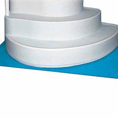 Horizon Ventures 4-ft x 5-ft Deluxe In-Pool Ladder/Step Liner Pad