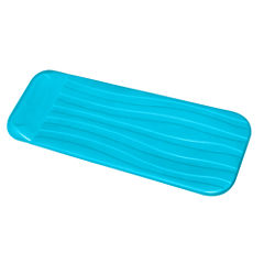 Aqua Cell Deluxe Cool Pool Float - 72-in x 1.75-inThick - Aqua