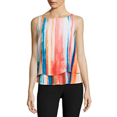 Worthington Layered Tank Top