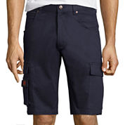 Tough Duck™ Stretch Twill Cargo Work Shorts