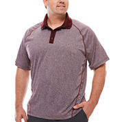 MSX by Michael Strahan Short-Sleeve Polo - Big & Tall