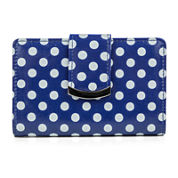 Mundi® S&P Polka Dot Print Indexer Wallet