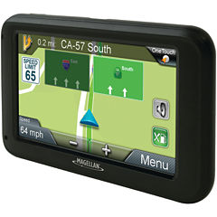 Magellan RM5320SWLUC RoadMate 5320-LM 5IN GPS Device with Free Lifetime Map Updates