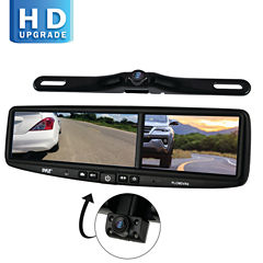 Pyle PLCMDVR8 Dual-Camera HD Video Recording Driving System