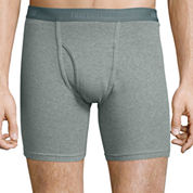 Fruit of the Loom® 4-pk. Premium Cotton Boxer Briefs + Bonus Pair