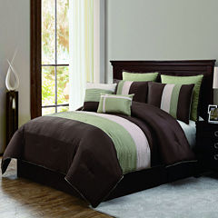 VCNY Essex 8-pc. Comforter Set