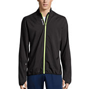 Reebok® Running Essentials Woven Full-Zip Jacket