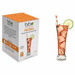 BIBO Tangerine Paloma 18-Count Cocktail Mix Pouches