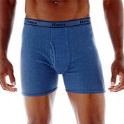 Hanes Cotton 3-pc. Boxer Briefs-Big