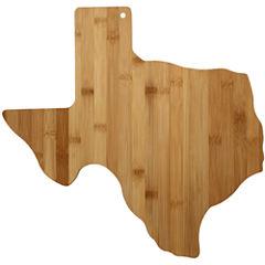 Totally Bamboo® Texas Cutting Board