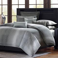 Metropolitan Home Shagreen 3-pc. Comforter Set