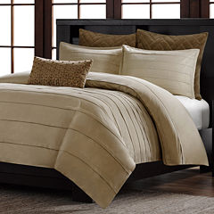 Madison Park Metropolitan Home Wright 3-pc. Duvet Set & Accessories