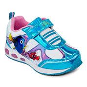 Disney® Finding Dory Girls Light-Up Sneakers - Toddler