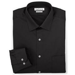 Van Heusen® Lux Sateen Dress Shirt-Big & Tall