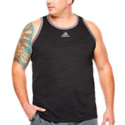 adidas Tank Top Big and Tall