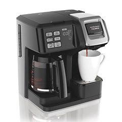 Hamilton Beach® FlexBrew® 2-Way Coffee Maker