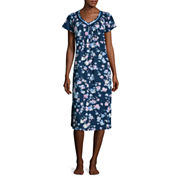 Earth Angels® Short-Sleeve Nightgown