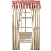 MaryJane's Home Garden View 2-Pack Curtain Panels