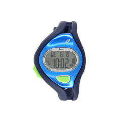 Asics Ar05 Runner Unisex Blue Strap Watch-Cqar0502y