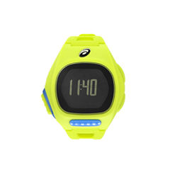 Asics Ar10 Runner Unisex Yellow Strap Watch-Cqar1005y