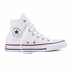 Converse Chuck Taylor All Star High-Top Eyelet Sneakers Womens Sneakers