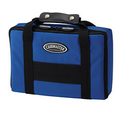 Casemaster Classic Blue Nylon Dart Case