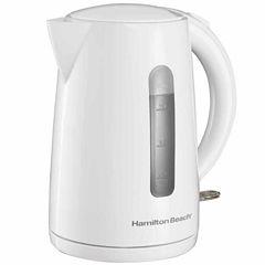 Hamilton Beach® 1.7 Liter Cordless Kettle