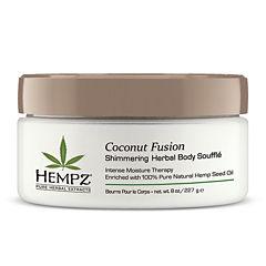 Hempz® Coconut Fusion Herbal Shimmering Body Soufflé - 8 oz.