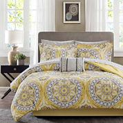 Madison Park Essentials Savanah Comforter Set