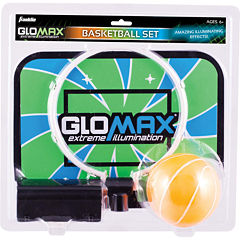 Franklin Sports Glow Max Basketball Set