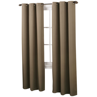 Montego Grommet Top Curtain Panel