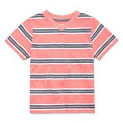 Arizona Boys Stripe T-Shirt - Toddler 2T-5T