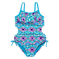Angel Beach Ombre Monokini Big Kid Girls