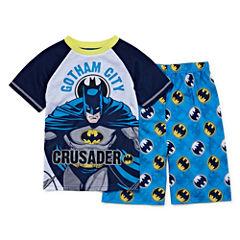 2-pc. Batman Kids Pajama Set Boys