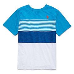 U.S. Polo Assn. Short Sleeve T-Shirt-Big Kid Boys
