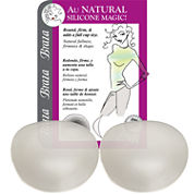 Brazabra Silicone Au Natural Pads