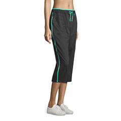Made For Life Woven Workout Capris Talls