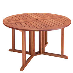 Miramar Drop Leaf Patio Dining Table